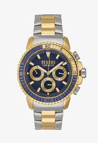 Versus Versace - ABERDEEN - Chronograph watch - silver-coloured/gold-coloured - 1