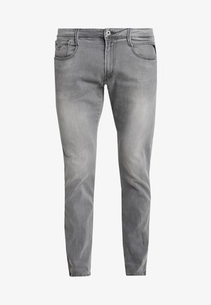 ANBASS - Slim fit jeans - dark grey