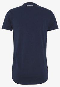 Luke 1977 - T-shirt con stampa - navy - 1