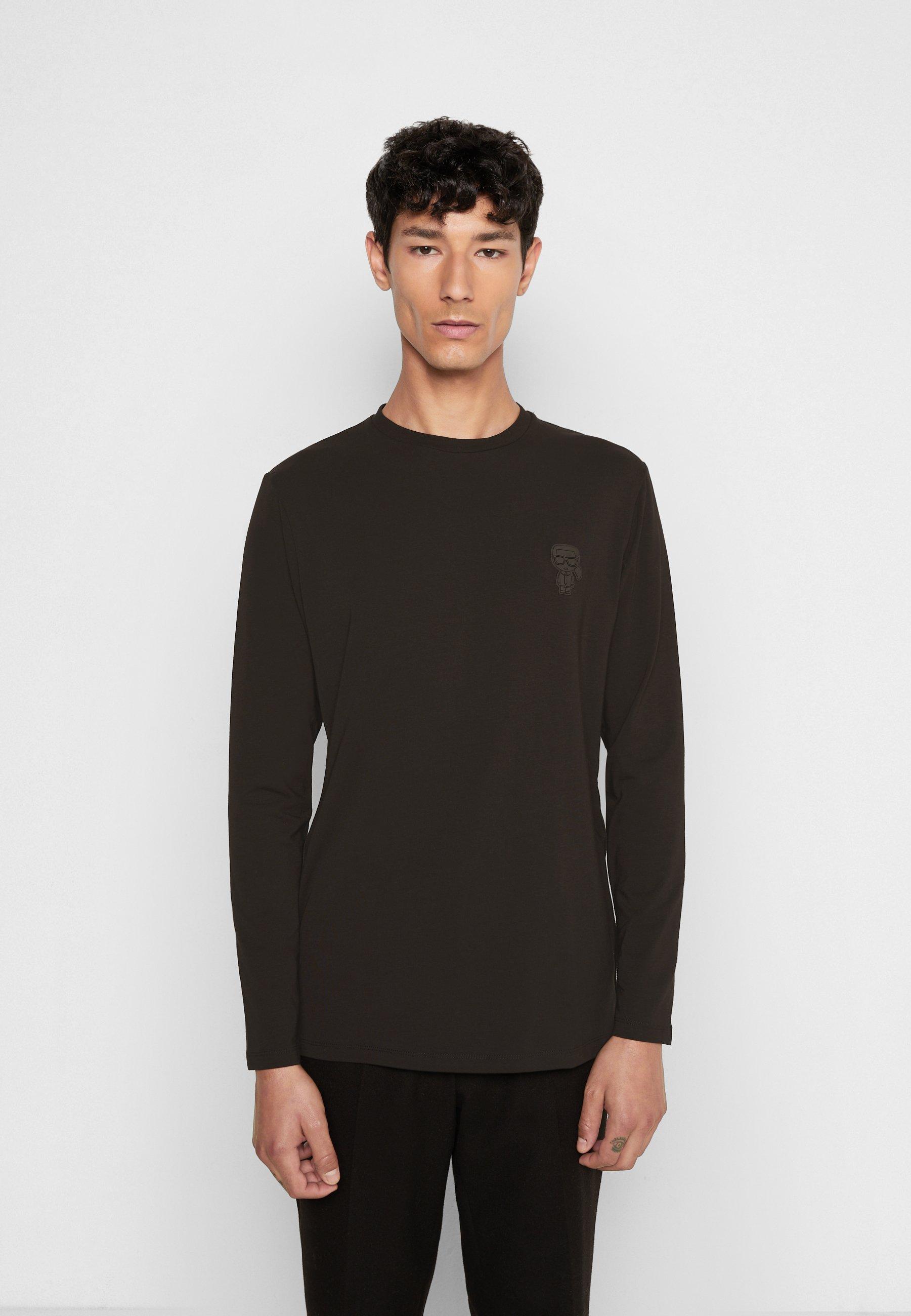 Uomo CREWNECK - Maglietta a manica lunga