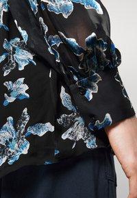 Diane von Furstenberg - HEIDI - Pusero - orchid rain - 5