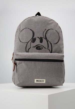 BACKPACK MICKEY MOUSE REPEAT AFTER ME - Tagesrucksack - grey