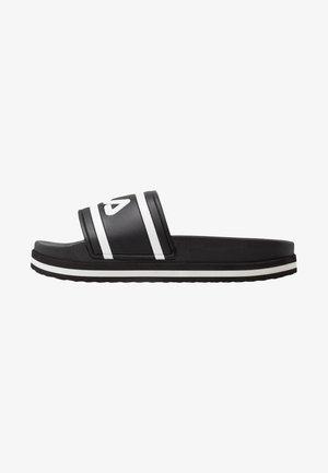 MORRO BAY ZEPPA - Pantofle - black