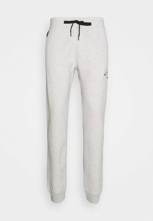 ICONIC JOGGER  - Tracksuit bottoms - texture grey