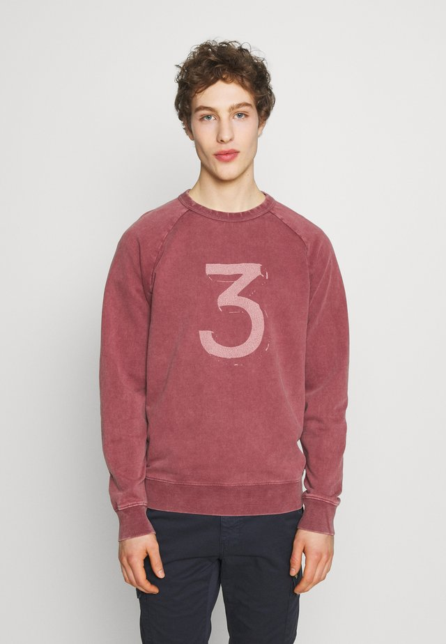 CREW - Sweater - mauve