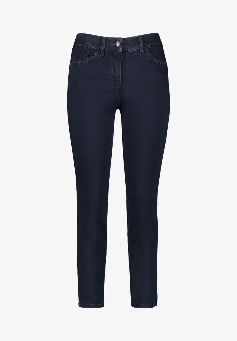 Gerry Weber - BEST ME  - Jeans Skinny Fit - dark blue denim