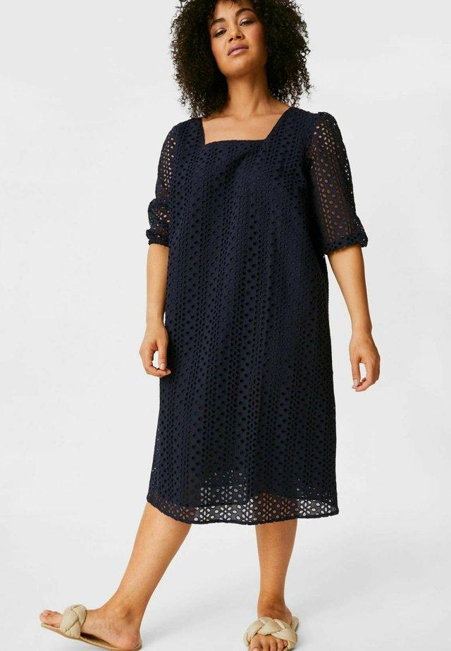 Sukienka letnia - dark blue