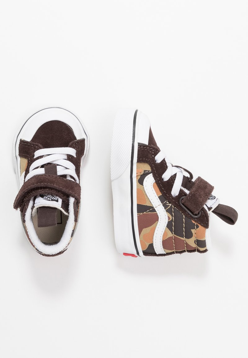 Vans - SK8 REISSUE 138 - Baby shoes - chocolate torte/true white