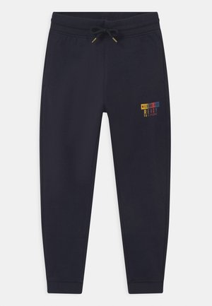 Tracksuit bottoms - sky captain