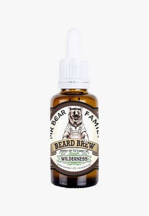 BEARD BREW - Beard oil - wilderness