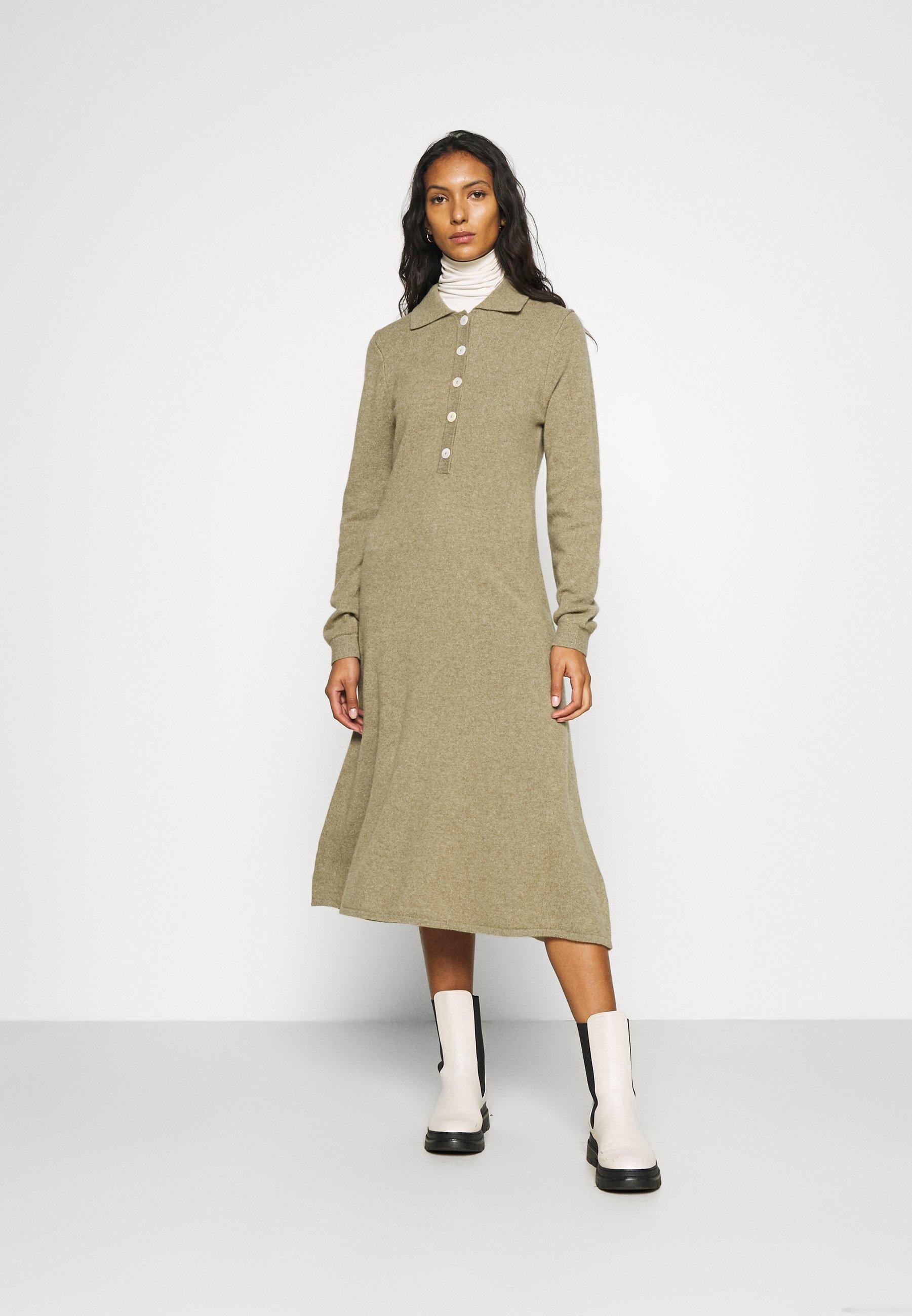 Donna AMARITA DRESS - Abito in maglia