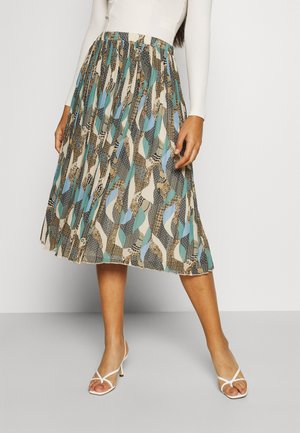 VIMADIA SKIRT - A-line skirt - colony blue