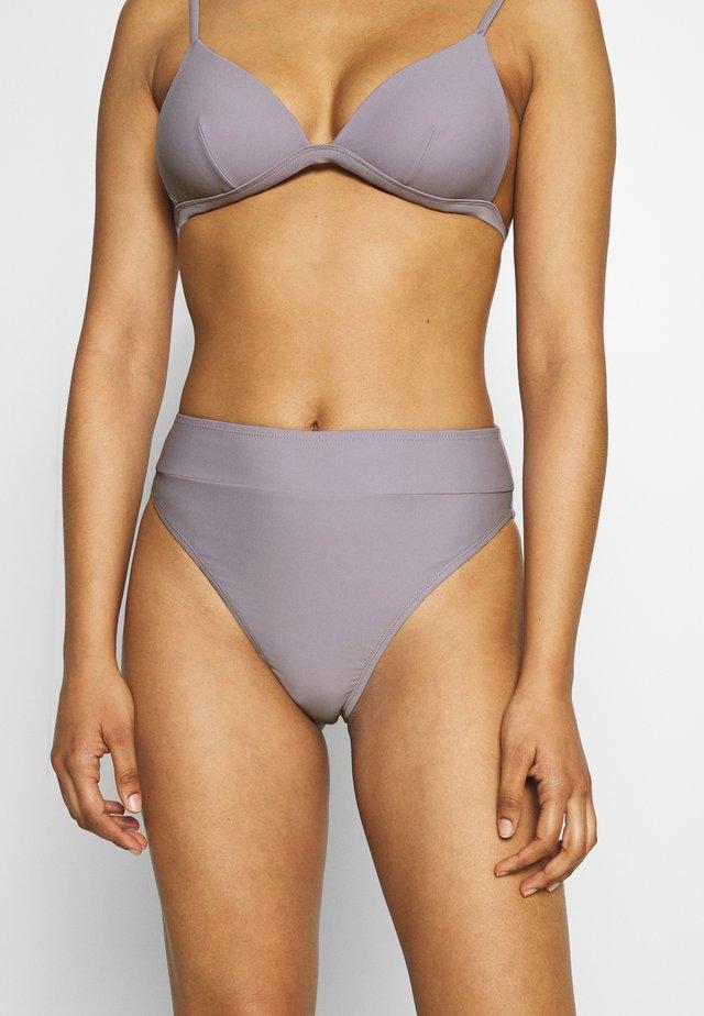 MAXI HIGH WAIST PANTY - Bikinialaosa - dusty lilac