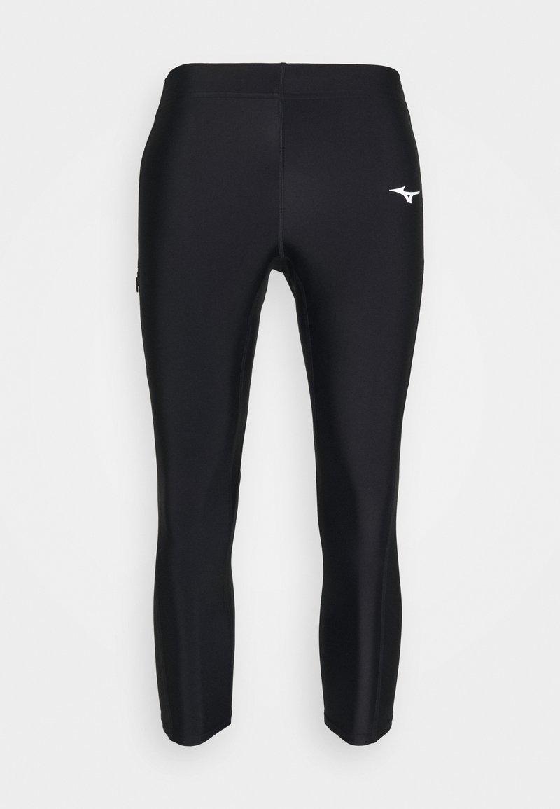 Mizuno - CORE TIGHT - Leggings - black