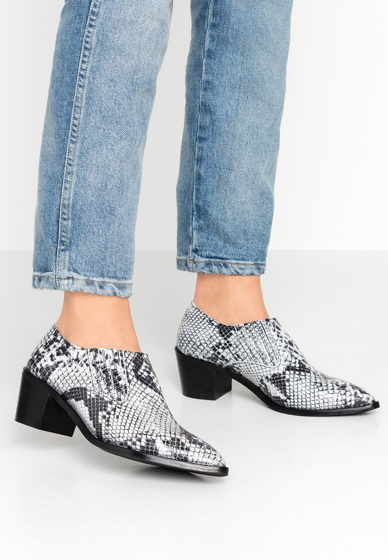 Depp - Ankle boots - blanco