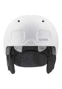 Uvex - Helmet - white-black mat - 1