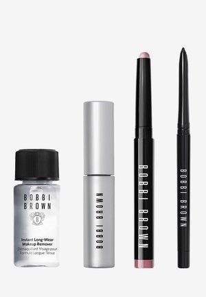 LONG ON EYES SET - Makeup set - -