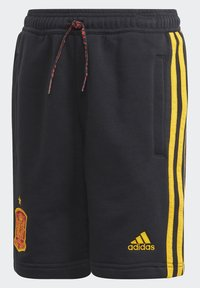 adidas Performance - FEF SPANIEN SHORT UNISEX - Oblečení národního týmu - black - 6