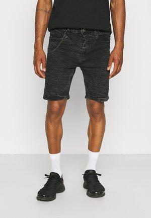 WATFORD - Denim shorts - charcoal