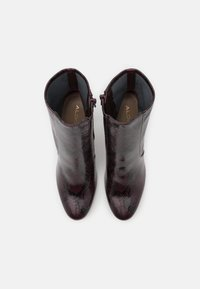 ALDO Wide Fit - AURELLANE - Bottines - bordo - 4