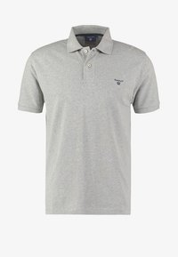 GANT - THE SUMMER - Polo shirt - silber - 6