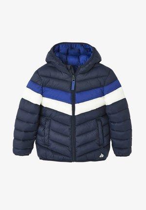 Winter jacket - nachtblau