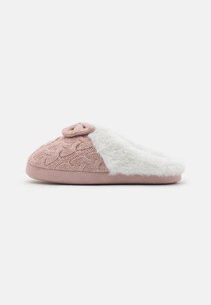 Hausschuh - pink