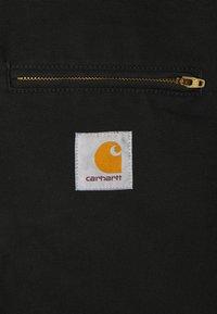 Carhartt WIP - DETROIT JACKET DEARBORN - Summer jacket - black rinsed - 2