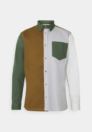 AKLENNY BLOCK - Shirt - wood thrush