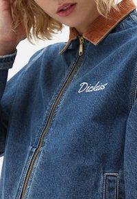 Dickies - HALMA  - Denim jacket - classic blue - 3