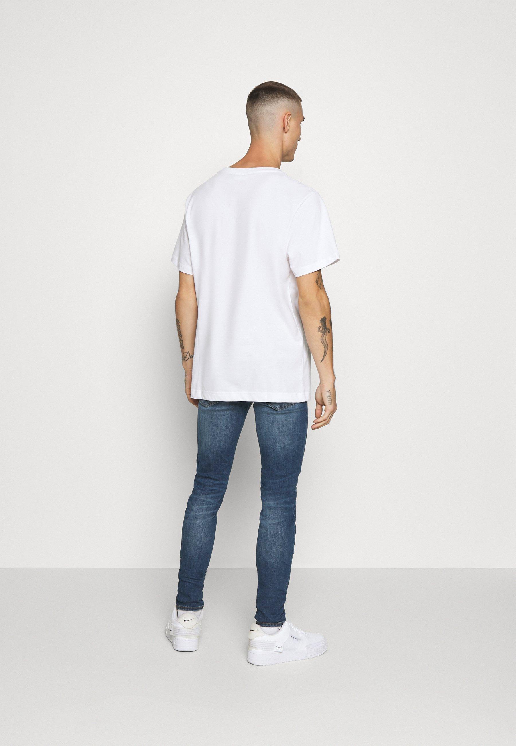 New Arrival Fashion Fast Express Men's Clothing Jack & Jones JJILIAM JJORIGINAL Jeans Skinny Fit blue denim xbZYtKMDf Jz5NcCU04