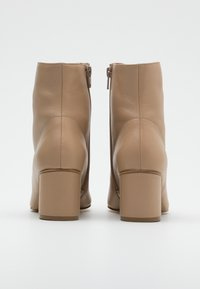 Zign - Lace-up ankle boots - sand - 3