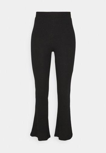 NMPASA PANTS - Bukse - black