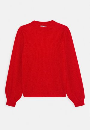 KLEO  - Strickpullover - red