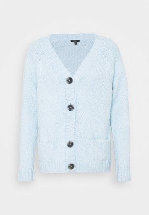 BUTTON UP  - Cardigan - cashmere blue