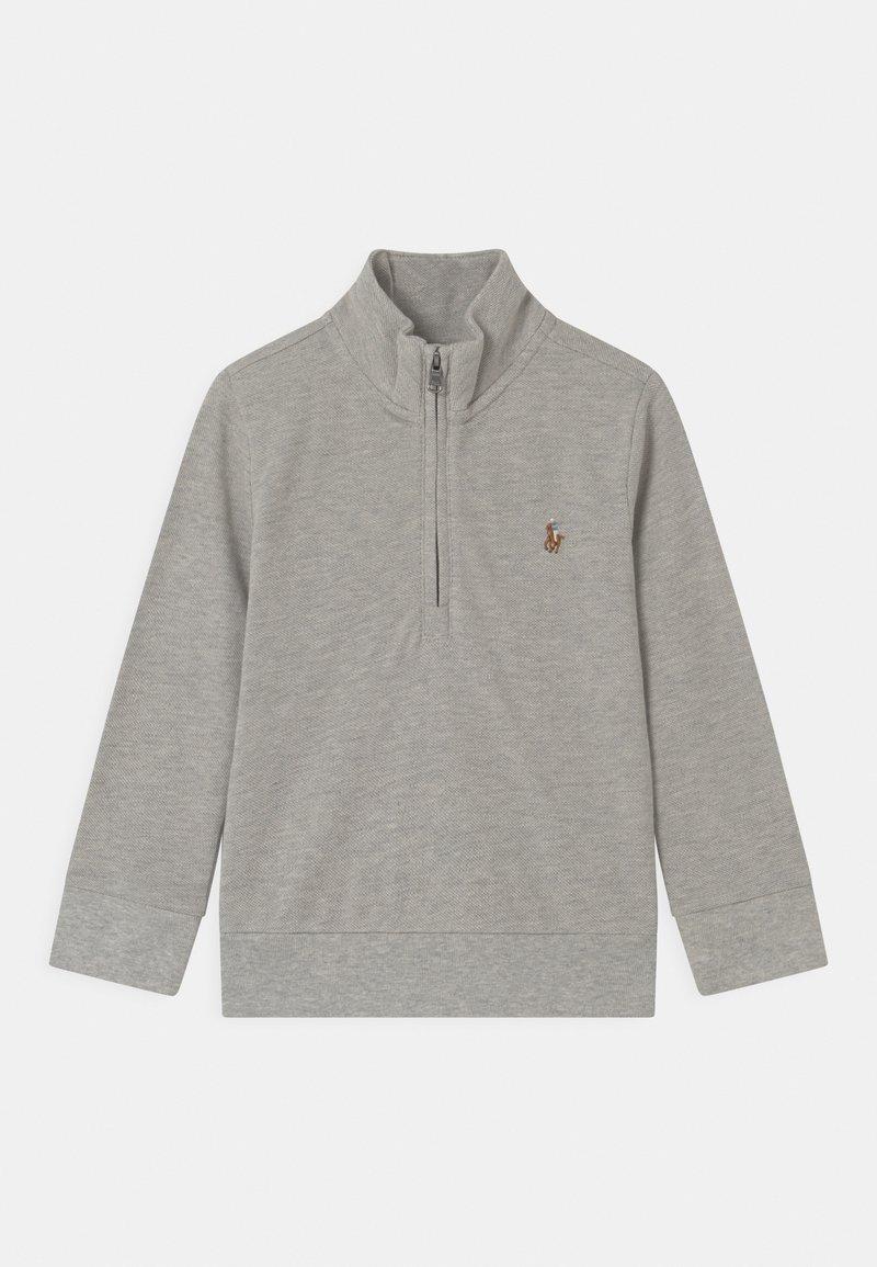 Polo Ralph Lauren - Top sdlouhým rukávem - andover heather