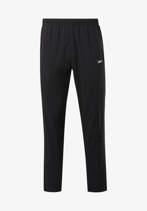WORKOUT READY TRACKSTER PANTS - Verryttelyhousut - black