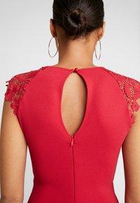 Sista Glam - MAZZIE - Vestido de cóctel - red - 4