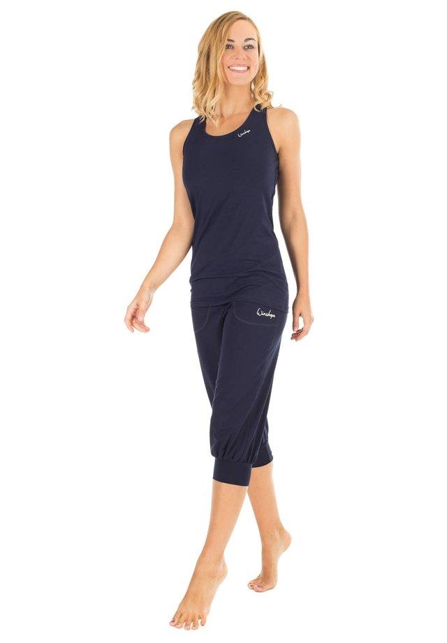 Pantalon 3/4 de sport - night blue