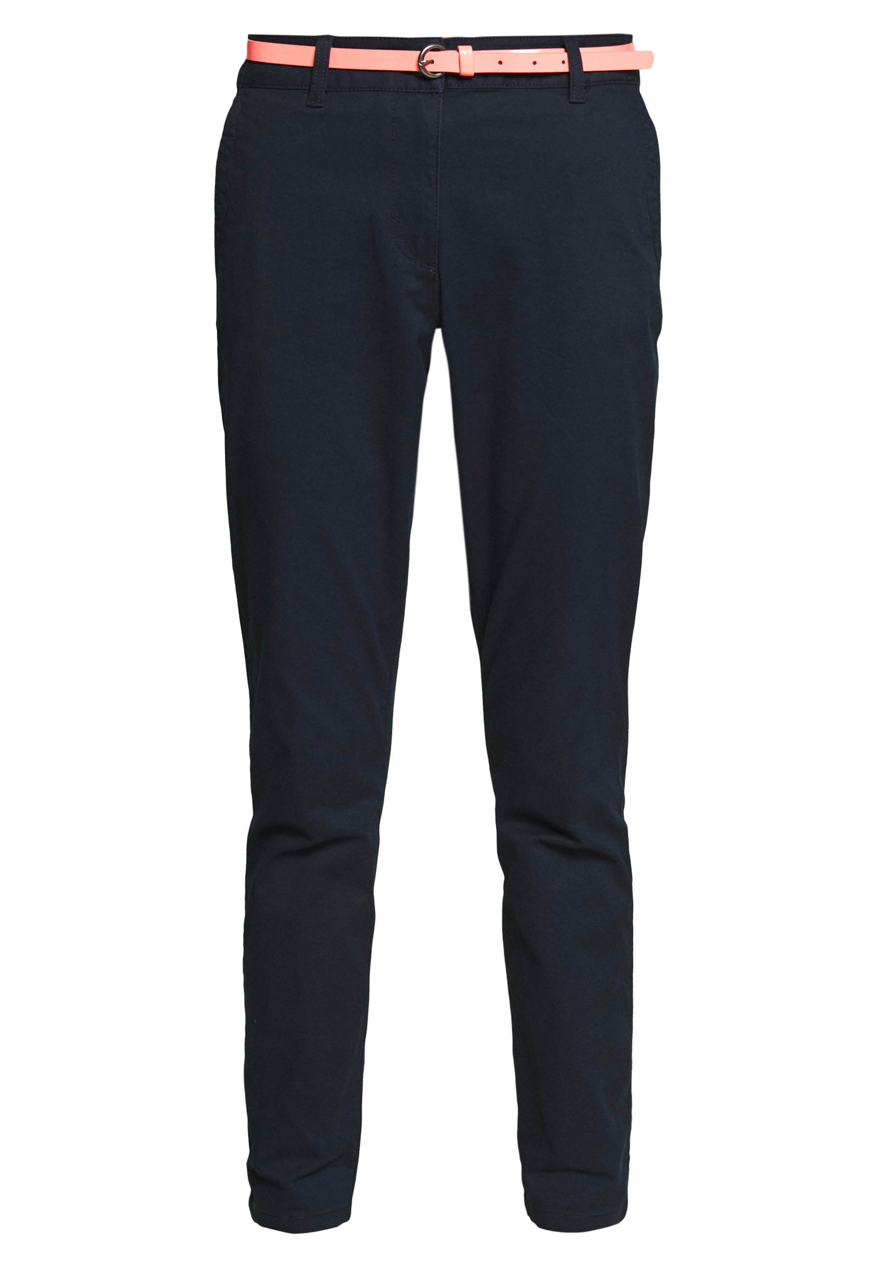 TOM TAILOR BELTED SLIM - Chino - sky captain blue -  3RvhY