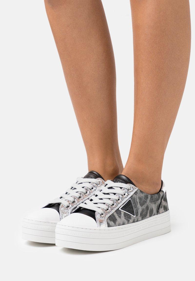Guess - BRODEY - Sneakers basse - grey