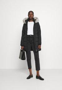 Tommy Hilfiger - PADDED COAT - Winter coat - black - 1