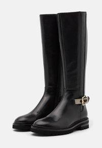 Steffen Schraut - CHAIN ROAD - Boots - black - 2