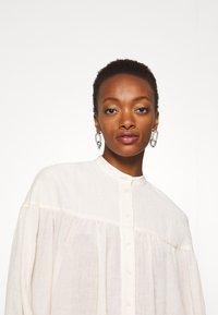 By Malene Birger - REIBENA - Button-down blouse - cream - 3