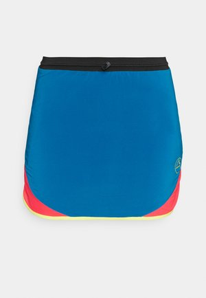 COMET SKIRT - Sports skirt - neptune/hibiscus