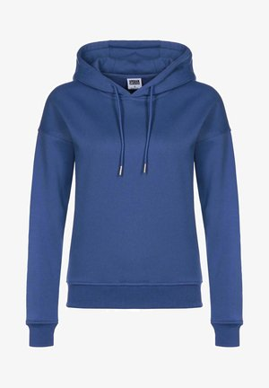 Sweat à capuche - sporty blue