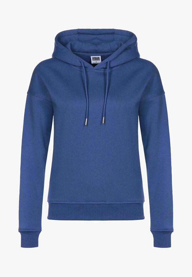 Hoodie - sporty blue
