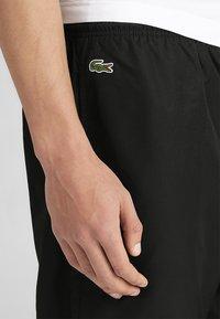Lacoste Sport - TENNIS PANT - Pantalon de survêtement - black - 3