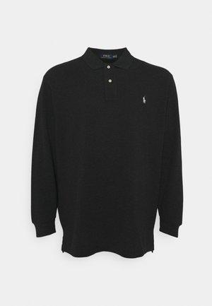 LONG SLEEVE - Long sleeved top - black marl heather