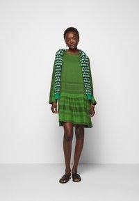 CECILIE copenhagen - DRESS - Day dress - moss - 1